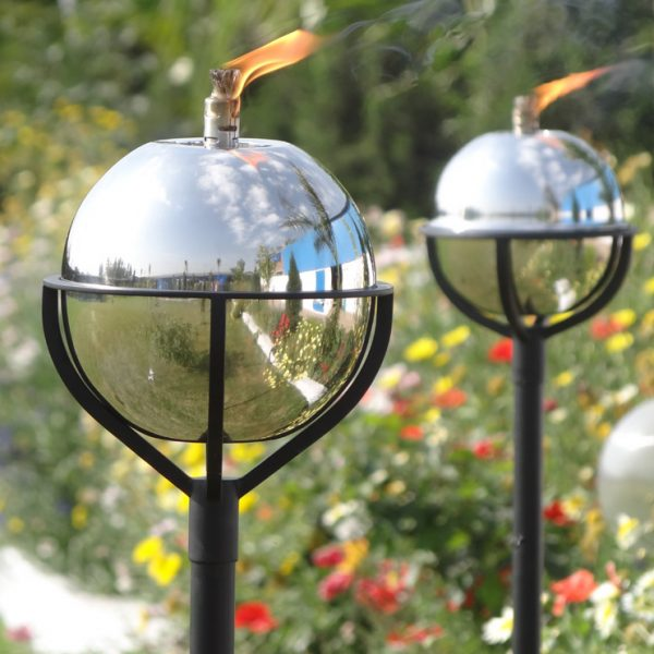 Garden Oil Torches and Lamps Archives - ZaZa Homes
