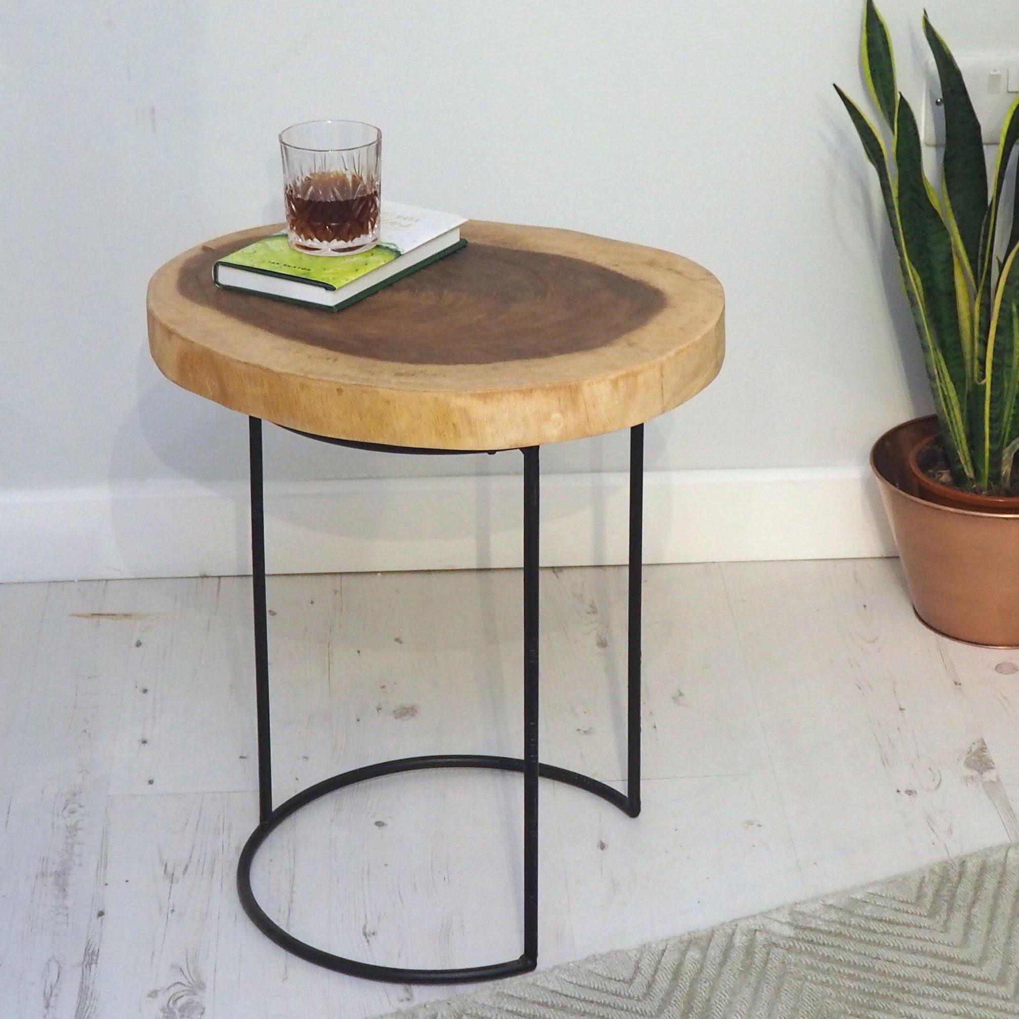 Tree Trunk Coffee Table Za Za Homes