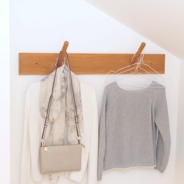Scandinavian Clothes Rack