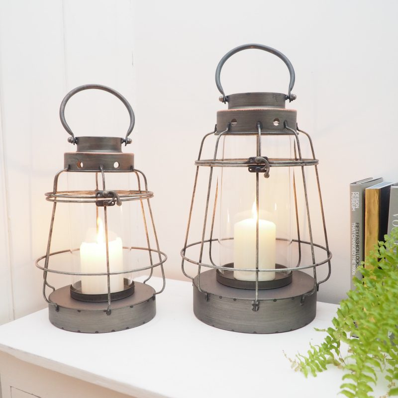 industrial lantern